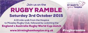 Rugby ramble